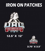 UAL Patches (Set of 2)