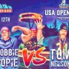 Topie vs Nelson @ the USA open